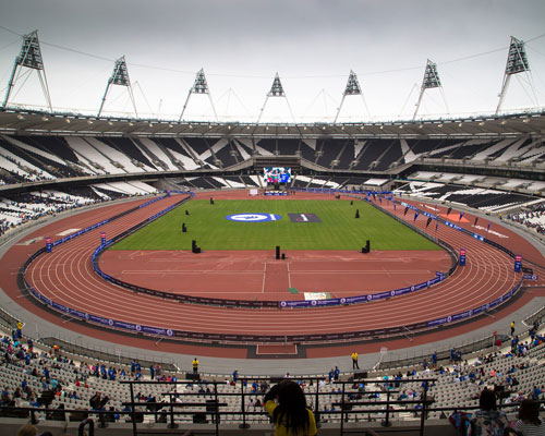 Olympic Stadium electrical contract
